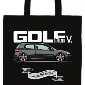 Golf őrültek V- Prémium hosszú fülű táska
