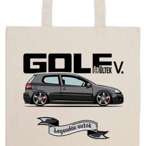 Golf őrültek V- Basic hosszú fülű táska
