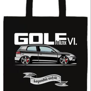 Golf őrültek VI- Prémium hosszú fülű táska