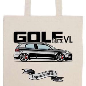 Golf őrültek VI- Basic hosszú fülű táska