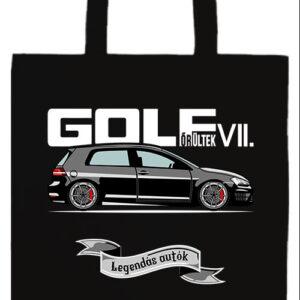 Golf őrültek VII- Prémium hosszú fülű táska