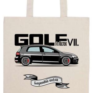 Golf őrültek VII- Basic hosszú fülű táska
