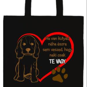 Ha van kutyád- Prémium hosszú fülű táska