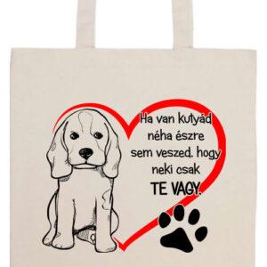 Ha van kutyád- Basic hosszú fülű táska