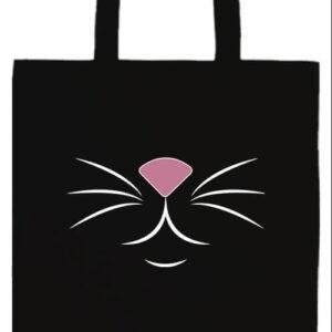 Macska száj- Basic hosszú fülű táska