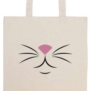 Macska száj- Prémium hosszú fülű táska