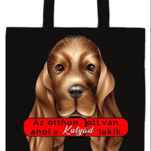 Otthon ahol a kutya- Basic hosszú fülű táska