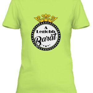A legjobb barát – Női póló
