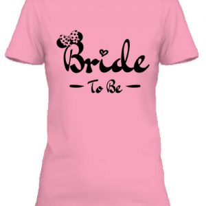 Bride to be_lánybúcsú – Női póló