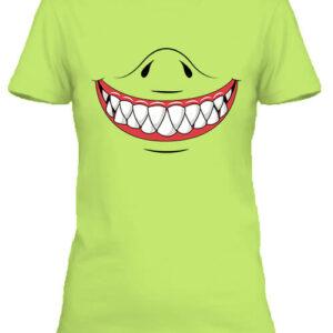 Cápafog mosoly – Női póló