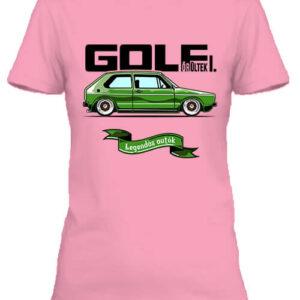 Golf őrültek I – Női póló
