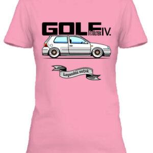Golf őrültek IV – Női póló