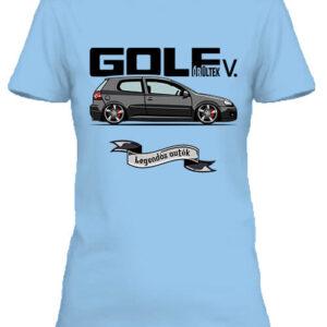 Golf őrültek V – Női póló
