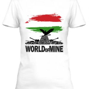 World of mine – Női póló