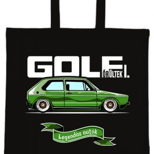 Golf őrültek I- Basic rövid fülű táska