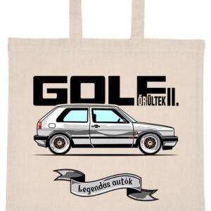 Golf őrültek II- Basic rövid fülű táska