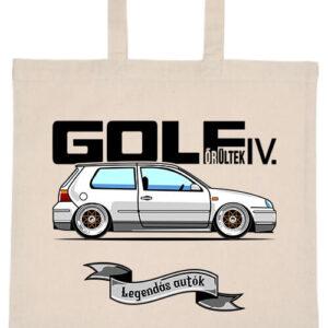 Golf őrültek IV- Basic rövid fülű táska