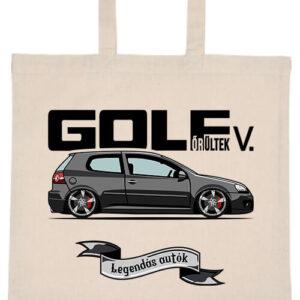 Golf őrültek V- Basic rövid fülű táska