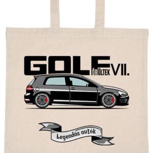 Golf őrültek VII- Basic rövid fülű táska