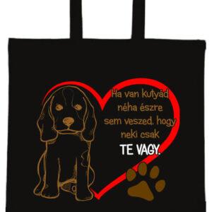 Ha van kutyád- Basic rövid fülű táska