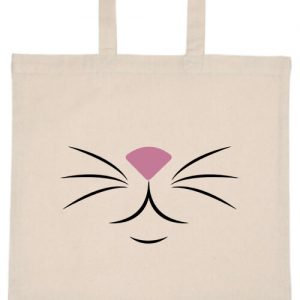 Macska száj- Basic rövid fülű táska