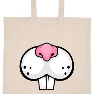 Nyuszi- Basic rövid fülű táska