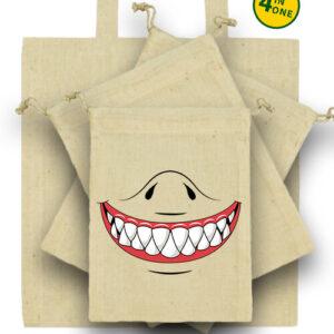 Cápafog mosoly – Táska szett