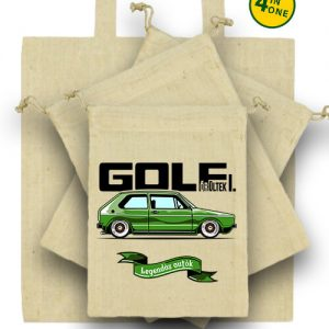 Golf őrültek I – Táska szett