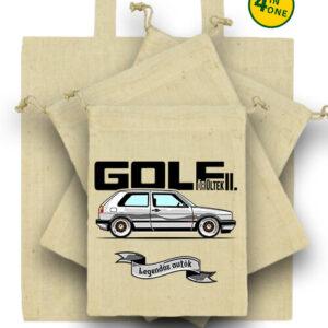 Golf őrültek II – Táska szett