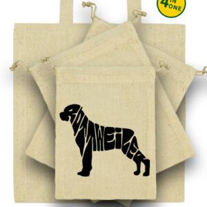 Rottweiler – Táska szett