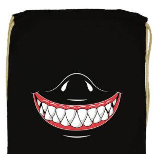 Cápafog mosoly- Prémium tornazsák