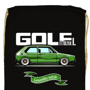 Golf őrültek I- Basic tornazsák