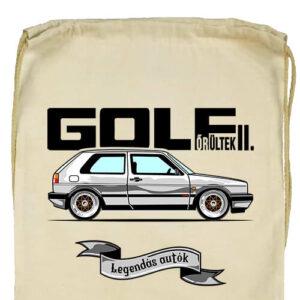 Golf őrültek II- Basic tornazsák