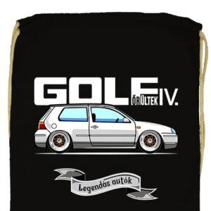 Golf őrültek IV- Prémium tornazsák