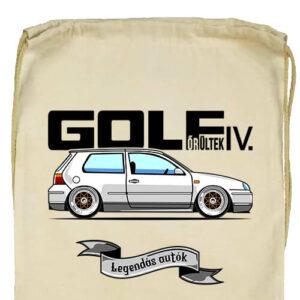 Golf őrültek IV- Basic tornazsák