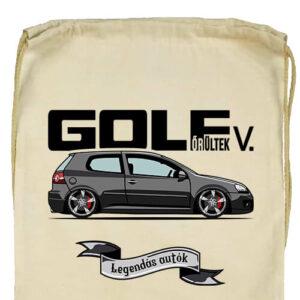 Golf őrültek V- Basic tornazsák