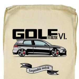 Golf őrültek VI- Basic tornazsák