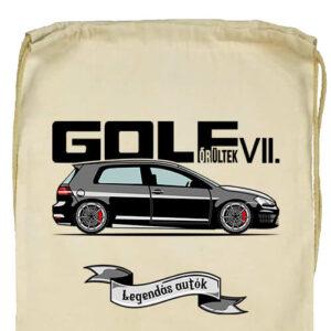 Golf őrültek VII- Basic tornazsák