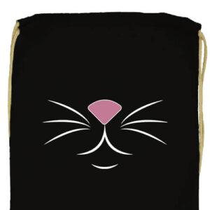 Macska száj- Basic tornazsák