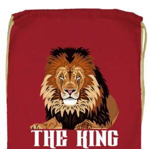 The king Az oroszlán- Prémium tornazsák