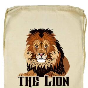 The lion Az oroszlán- Basic tornazsák