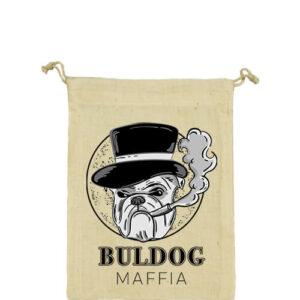 Buldog maffia – Vászonzacskó közepes