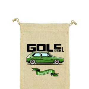 Golf őrültek I – Vászonzacskó közepes