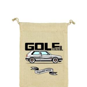 Golf őrültek II – Vászonzacskó kicsi