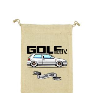 Golf őrültek IV – Vászonzacskó közepes