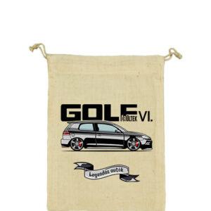 Golf őrültek VI – Vászonzacskó kicsi