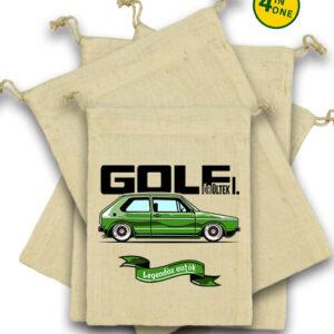 Golf őrültek I – Vászonzacskó szett