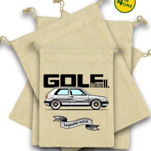 Golf őrültek II – Vászonzacskó szett