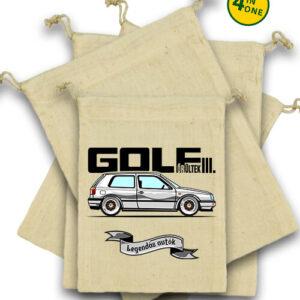 Golf őrültek III – Vászonzacskó szett