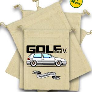 Golf őrültek IV – Vászonzacskó szett